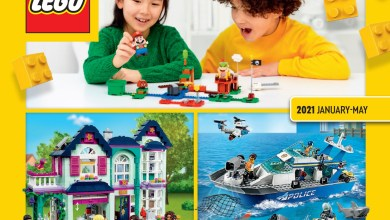Photo of LEGO 2021 Catalog: Unveiling The New Collection