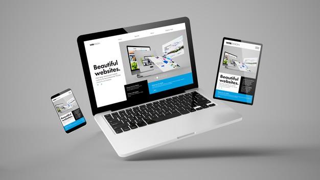 developing business website