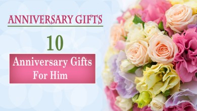 Photo of Top 10 Anniversary Gifts for Him- Romantic Gifts