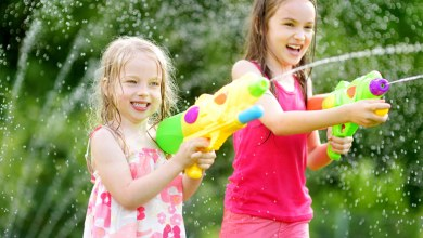 Photo of 10 Best Water Games for Children 2021