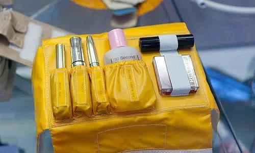 15 maneras para almacenar tu maquillaje