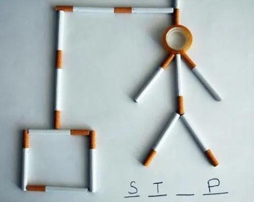 seducción de fumar