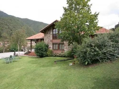 Algunas de las casas rurales de Cantabria