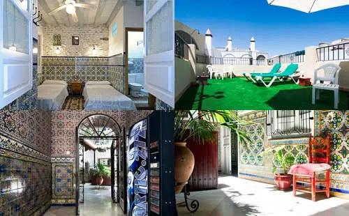 Alojamientos económicos en Sevilla: el Hostal Lis