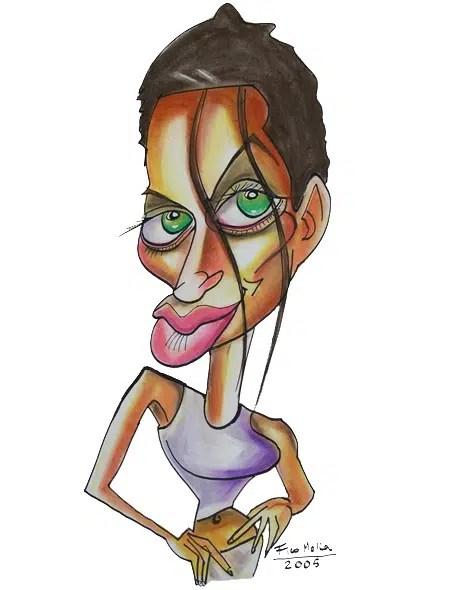 ¿Qué le pasa a Angelina Jolie?