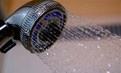 Beneficios de la ducha fría
