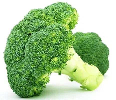Brócoli: La hortaliza curativa.