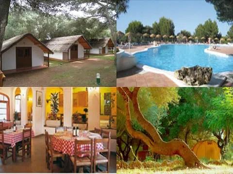 Camping Son Bou, otra manera de alojarse en Menorca