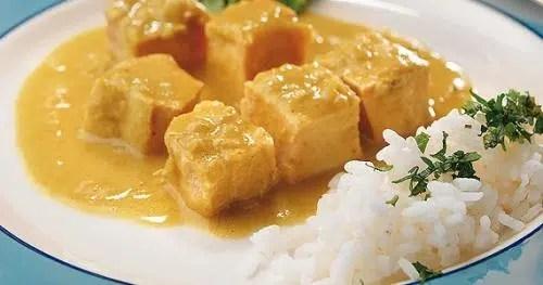 Cocina con sabor: Pescado blanco al curry