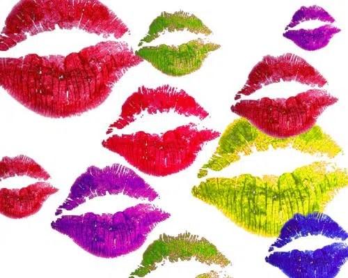 Como besar!