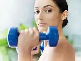 Cómo cambiar la grasa por músculo