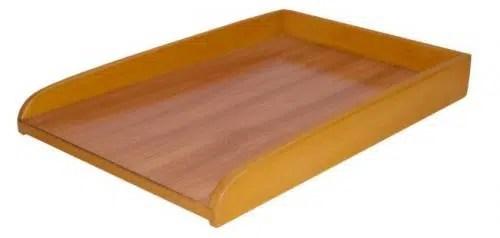 Cómo fabricar una bandeja de madera