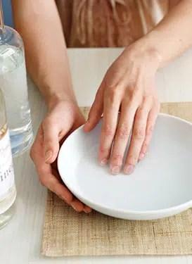 Cómo quitar las uñas de gel