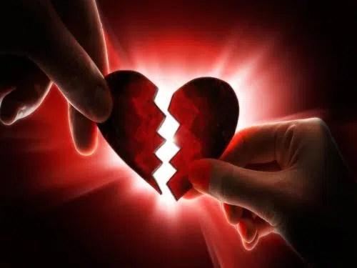 Cómo se puede sanar un corazón roto. Parte I
