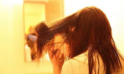 Consejos de errores para cuidado el cabello