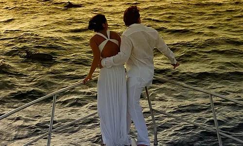Consejos para preparar una boda en un crucero
