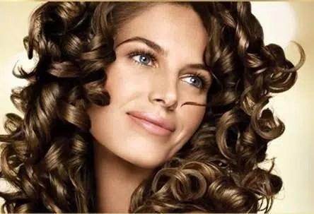 Cuidado del cabello rizado