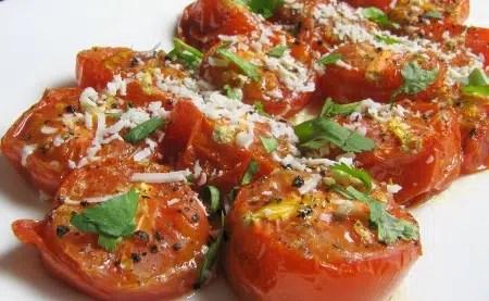 Cuídate con la dieta mediterránea. Hoy: Tomates rellenos
