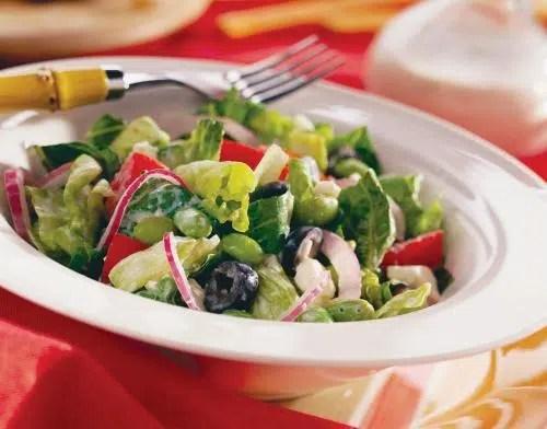 Cuidáte con sabor mediterráneo: Ensalada Griega
