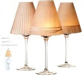 Decora tu iluminación: Lámparas de cristal