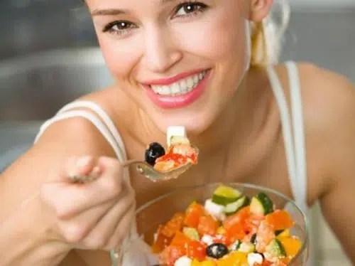 Dietas que ayudan a curar trastornos típicos de la mujer. Parte II