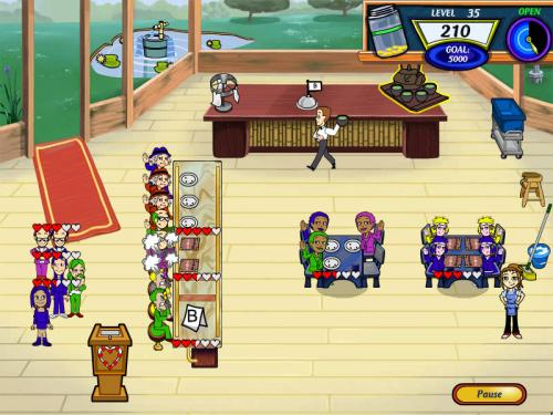 Diner Dash: el origen de una de las mejores sagas de juegos de restaurantes