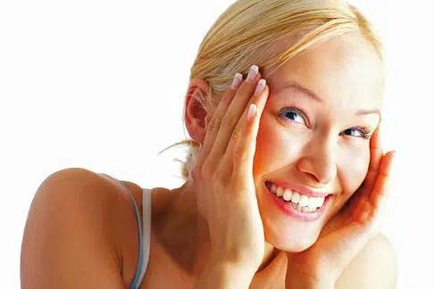Ejercicios antiarrugas faciales