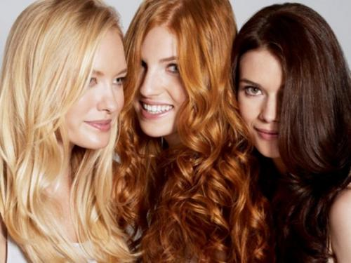 El color del cabello y atracción en los hombres?