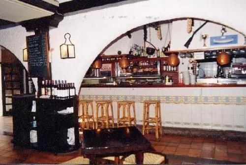 El local con más solera de Ibiza: Restaurante