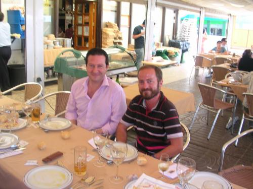 El Restaurante La Marea de Cádiz