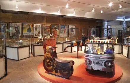 Entrañables recuerdos recorriendo el Museo del Juguete de Denia