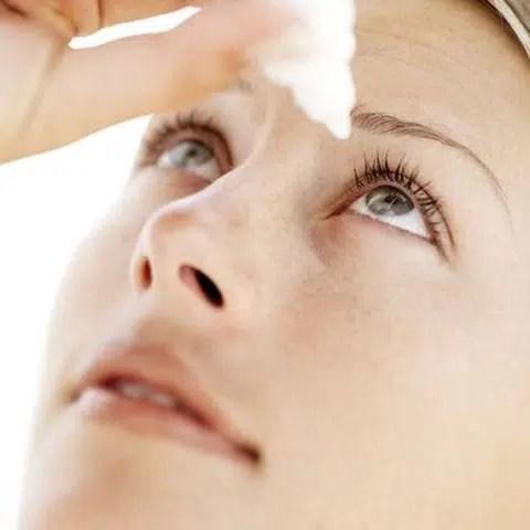 Evitar los ojos rojos. Aprende a analizar su causa