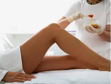 Guía de principiantes para la depilación de cera