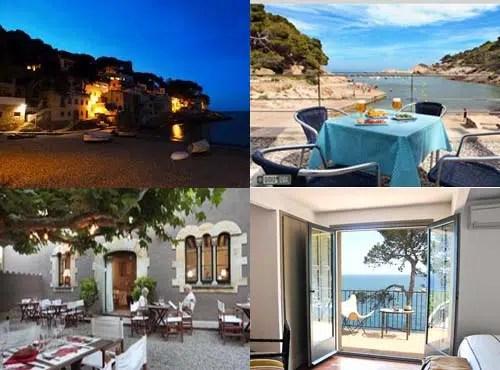 Hotel Sa Rascassa, bajo los pinos y junto al mar en un tranquilo rincón de la Costa Brava