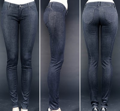 Jeans que adelgazan y eliminan la celulitis