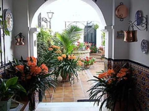 La belleza del estilo andaluz en la decoraci n for Decoracion casa estilo andaluz