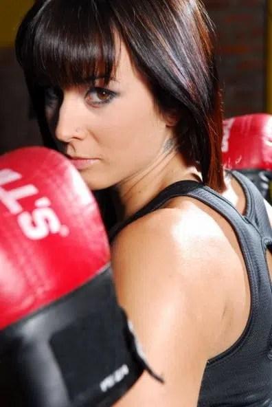 Las mujeres: delicadas pero fuertes!