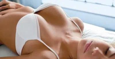 Levantamiento de senos sin cirugía