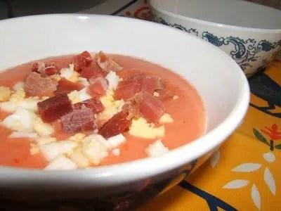 Ligero y refrescante: El Salmorejo andaluz te cuida.