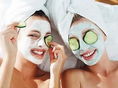 Mascarillas hechas en casa para el acné
