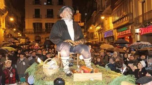 Nuestras tradiciones navideñas: el Olentzero