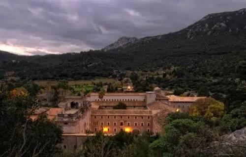 Otra forma de vivir Mallorca: el Hotel Santuari de Lluc