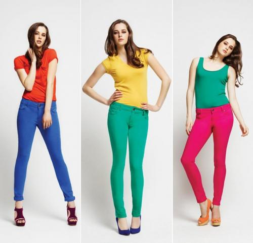 Pantalones de moda para este  verano