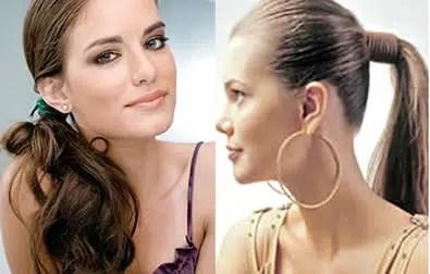 Peinados sin vapor para crear una apariencia hermosa