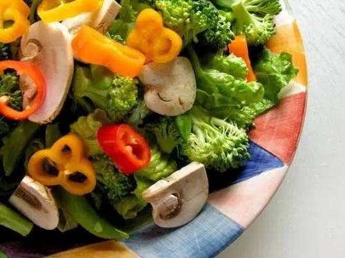 ¿Por qué las dietas vegetarianas son saludables?