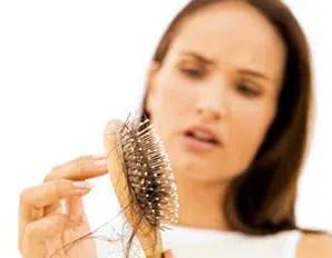 ¿Por qué se nos cae el cabello?