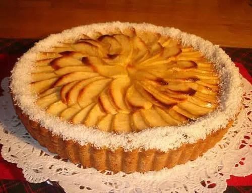 Postres deliciosos y ligeros. Hoy: Budin de Manzana.