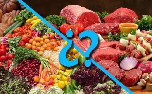 Preparación de menús vegetarianos muy  saludables