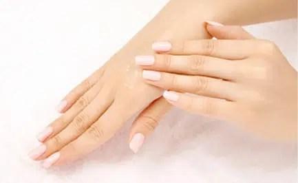 Problemas o irregularidades en las uñas