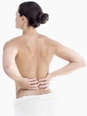 """Que la espalda no te de """"la espalda"""""""